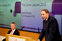 Cass Currie Lecture 2012