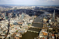 Aerial Views London